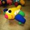 Купить Забавный самолет, Техника, Куклы и игрушки ручной работы. Мастер Елизавета Базовкина (Amitoys) .