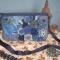 Купить Сумка Бохо-джинс, Смешанная техника, Повседневные, Женские сумки, Сумки и аксессуары ручной работы. Мастер Ирина Лебедева (iwonder) . авторская сумка