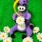 Купить Корова Фиолет, Коровки и бычки, Зверята, Куклы и игрушки ручной работы. Мастер Екатерина Шинкаренко (episton2) . коровка