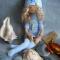Купить Текстильная кукла, Куклы Тильды, Куклы и игрушки ручной работы. Мастер Анваровна Сулейманова (Gulnara) .