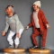 Купить Портретные куклы Кин-дза-дза, Смешанная техника, Портретные куклы, Куклы и игрушки ручной работы. Мастер Елена Коноплина (Dizart) .