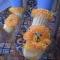 Купить Носочки Львята дружные ребята, Шапочки, шарфики, Одежда унисекс, Работы для детей ручной работы. Мастер Надежда Александрова (VachaNadejda) .