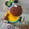 Купить Лошадка Дэйзи, Другие животные, Зверята, Куклы и игрушки ручной работы. Мастер Елизавета Базовкина (Amitoys) .