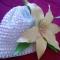 Купить Шапочка Лилия, Шапочки, Для новорожденных, Работы для детей ручной работы. Мастер Анастасия Гапоченко (AnastasiyaG) .