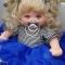 Купить Синди, Текстильные, Коллекционные куклы, Куклы и игрушки ручной работы. Мастер  ****** (Nadezhda-SPB) . кукла