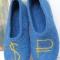 Купить Тапочки мужские-Рублю дорогу, Домашние тапочки, Обувь ручной работы. Мастер Надежда Рогова (nadrog) . домашние тапочки