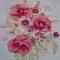 Купить Вышитая картина Маковый букет, Картины цветов, Картины и панно ручной работы. Мастер Ольга Ильина (esyi) . картины и панно