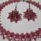 Купить Комплект Старорусский, Плетение, Бисер, Комплекты украшений, Украшения ручной работы. Мастер Марина Ключко (Leclef) .