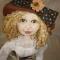 Купить Цветочница Анюта, Текстильные, Коллекционные куклы, Куклы и игрушки ручной работы. Мастер Ирина Бадюкова (Irinabdk) . коллекция