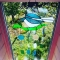 Купить Витражная подвеска Птица, Для дома и интерьера ручной работы. Мастер Гульназ Калимуллина (kalimullaart) . витражное стекло