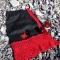 Купить юбка Красное и черное, Смешанная техника, Юбки, Одежда ручной работы. Мастер Юлия  (made-by-jr) .