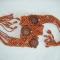 Купить Плетеный пояс  Амазонка коричневый  макраме, Пояса, ремни, Аксессуары ручной работы. Мастер Вероника Медведева (VeronikaM) . макраме