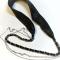 Купить Колье черное трехрядное, Кожаные, Колье, бусы, Украшения ручной работы. Мастер Галина Смирнова (Galochka) . вечернее колье