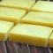 Купить Мыло с нуля Медовое с вощиной, Сладости, Мыло, Косметика ручной работы. Мастер Мыловаренная мастерская Дуэт И (duoi) .