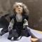 Купить Интерьерная кукла Философ, Куклы и игрушки ручной работы. Мастер Ольга Меньших (Menolka) .