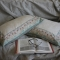 Купить Наволочки для подушек купидоны, Для дома и интерьера ручной работы. Мастер Ирина Сухина (iraida2803) .