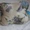 Купить Подушка для шеи, Для дома и интерьера ручной работы. Мастер Ирина Сухина (iraida2803) . подушка шея лен