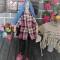 Купить Тильда модная штучка, Куклы Тильды, Куклы и игрушки ручной работы. Мастер Елена Беликова (Belka-Lenka) . детская игрушка