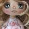Купить кукла текстильная интерьерная, Текстильные, Коллекционные куклы, Куклы и игрушки ручной работы. Мастер Елена Ковалева (ElenaBY) . авторский подарок
