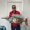Купить Стимпанк часы рыба Марлин, Для дома и интерьера ручной работы. Мастер Юрий Ши (oberegs) . часы стимпанк