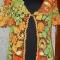 Купить Жакет Яркие краски, Пиджаки, жакеты, Одежда ручной работы. Мастер Светлана Костюченко (Kvitka) .