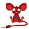 Купить Deadmau5 - игрушка крючком, Мыши, Зверята, Куклы и игрушки ручной работы. Мастер Наталья Третьякова (HandPerm) . deadmaus