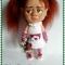 Купить Маруся-капризуля, Войлочные, Коллекционные куклы, Куклы и игрушки ручной работы. Мастер Елена Масур (ElenaMasyr) . игрушка из шерсти