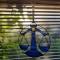 Купить знак зодиака Весы, Витражи, Элементы интерьера, Для дома и интерьера ручной работы. Мастер Инна Исупова (InnaIs) . знак зодиака