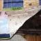 Купить Лоскутное одеяло Мозаика, Лоскутные, Пледы и покрывала, Текстиль, ковры, Для дома и интерьера ручной работы. Мастер Фаина Гаврилова (gavr57faina) . лоскутное покрывало