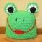 Купить шапочка-лягушка, Шапочки, шарфики, Одежда унисекс, Работы для детей ручной работы. Мастер Наталья Государева (elizamaster) . шапочка
