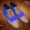 Купить Мужские броуги For Men, Демисезонная обувь, Обувь ручной работы. Мастер Александр Попов (Alejandro) . мужские туфли