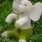Купить Слоненок, Слоники, Зверята, Куклы и игрушки ручной работы. Мастер   (Katerinka) . слоник
