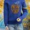 Купить мужской свитер New York, Свитера, Для мужчин, Одежда ручной работы. Мастер Владимир  (Skiff) . молодежный мужской свитер