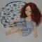 Купить Текстильная кукла, Текстильные, Коллекционные куклы, Куклы и игрушки ручной работы. Мастер Елена Рыбалко (Liraeli) . игрушка интерьерная