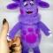 Купить Лунтик из шерсти, Другие животные, Зверята, Куклы и игрушки ручной работы. Мастер Екатерина Шинкаренко (episton2) . игрушка из шерсти
