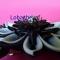 Купить Заколка-автомат Леди, Текстильные, Заколки, Украшения ручной работы. Мастер Алла Лобачева (Brusnichkina) . стразы