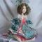 Купить Оливия, Текстильные, Коллекционные куклы, Куклы и игрушки ручной работы. Мастер Ирина Бадюкова (Irinabdk) . прованс