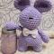 Купить Зефирный зайка, Зайцы, Зверята, Куклы и игрушки ручной работы. Мастер Виктория Любавина (Torinka) . в подарок