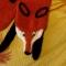 Купить Шарф Лиса, Женские, Шарфы, шарфики и снуды, Аксессуары ручной работы. Мастер Дарья Амплеева (Darya-32) .
