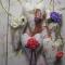 Купить Интерьерные сердечки тильда, Куклы Тильды, Куклы и игрушки ручной работы. Мастер Юлия Кунаева (kunaevaJ) . авторская игрушка