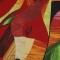 Купить Лоскутное панно Лисицы, Животные, Картины и панно ручной работы. Мастер Галина Сопина (GalinaSopina) . картина для интерьера