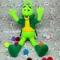 Купить Кузя из мф Лунтик, Мультяшные, Сказочные персонажи, Куклы и игрушки ручной работы. Мастер Екатерина Шинкаренко (episton2) . из мультфильма