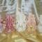 Купить Свадебные Резные свечи 17 см, Cвечи ручной работы, Сувениры и подарки ручной работы. Мастер Наталья Natalia (Natalia) . свадебные свечи