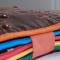 Купить Мягкая развивающая книга, Развивающие игрушки, Куклы и игрушки ручной работы. Мастер Ирина Лукина (Kawtanka) . мягкая книга