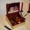 Купить Бюро для письменных принадлежностей Росчерком пера, Декупаж, Шкатулки, Для дома и интерьера ручной работы. Мастер Ольга  (g8442) . подарок