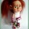 Купить Маруся-капризуля, Войлочные, Коллекционные куклы, Куклы и игрушки ручной работы. Мастер Елена Масур (ElenaMasyr) . валяная кукла