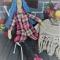 Купить Тильда модная штучка, Куклы Тильды, Куклы и игрушки ручной работы. Мастер Елена Беликова (Belka-Lenka) . тильда кукла