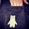 Купить Брошь Белый Медведь, Деревянные, Броши, Украшения ручной работы. Мастер Татьяна Бармина (Ansem) . дерево