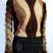 Купить Жакет Короед, Пиджаки, жакеты, Одежда ручной работы. Мастер Иллаин Божна (Illain) .