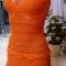 Купить Платье в кружевном плену, Пляжные, Платья, Одежда ручной работы. Мастер Дарья Амплеева (Darya-32) . платье